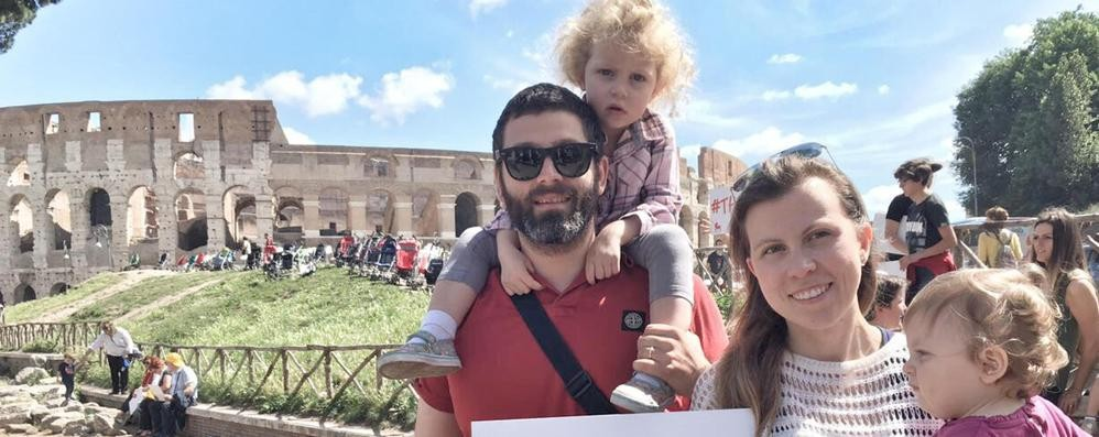 A Bergamo incontri, laboratori, stand  E' il primo Festival della famiglia
