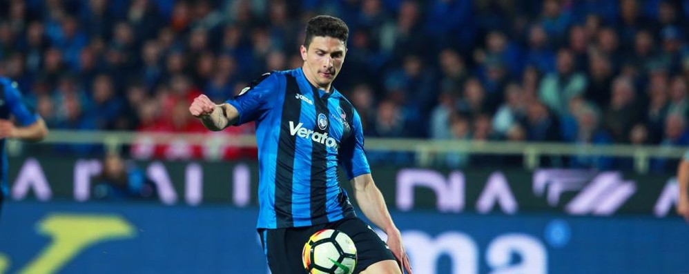 Caldara capitano contro il Milan Atalanta, dubbio su Barrow e Ilicic