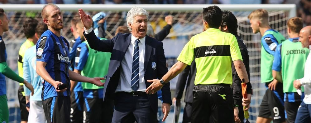 La rabbia di Gasperini per la squalifica a dare «pepe» alla vigilia di Atalanta-Milan
