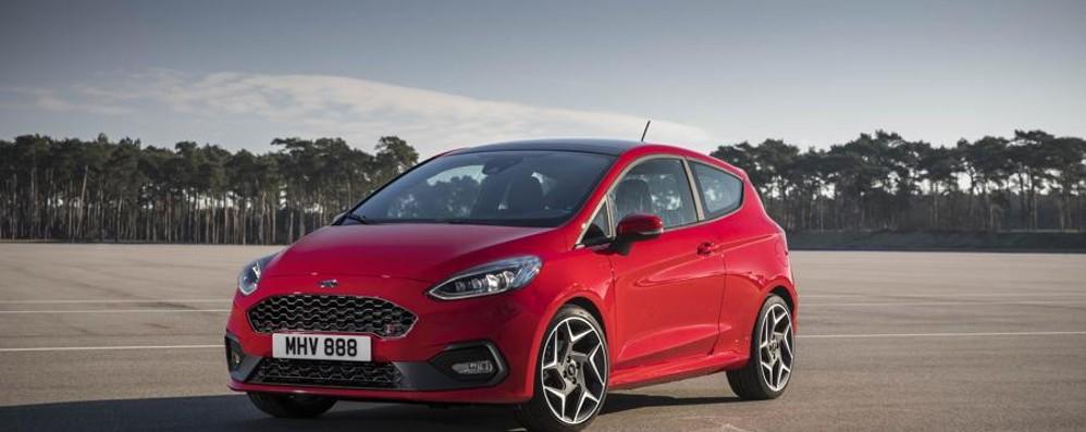 Ford Fiesta ST diventa ancora più sportiva