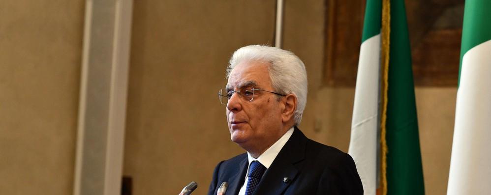 Mattarella, errore volere formule ottocentesche anti-Ue