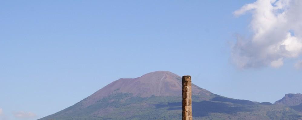 Giro d'Italia in Campania tra i gioielli di Pompei