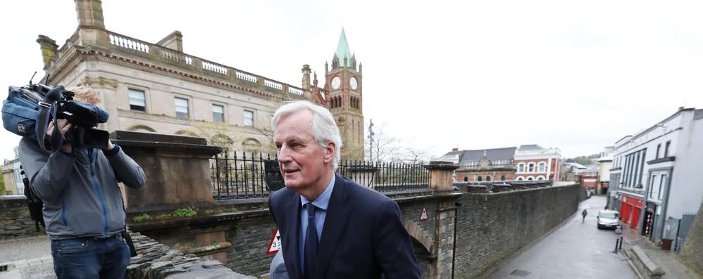 Brexit: Barnier, 'c'è rischio che trattative falliscano'