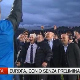 Atalanta-Milan 1-1, sarà ancora Europa League