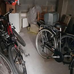 Bici rubate in un cortile a Curno Dopo quattro ore sono su Subito.it