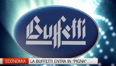Economia - Buffetti entra in Cartiere Pigna
