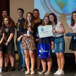 «Giovani idee» si spostano all'estero In Ungheria premiate due scuole orobiche