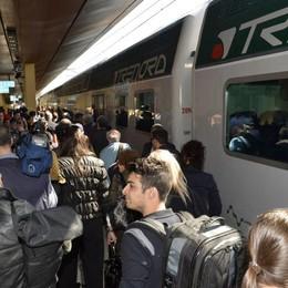 Imbuto a Pioltello e linea congestionata Treni dei pendolari, crolla la puntualità