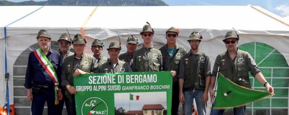 Mattarella a Trento con gli Alpini Ecco le vostre foto dell Adunata ... 3ba0350db8ca