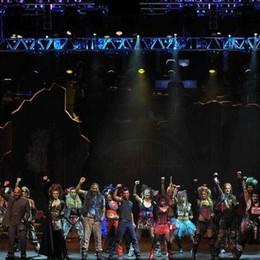 Torna (e si rinnova) «We Will Rock You» A gennaio il musical sul mito dei Queen