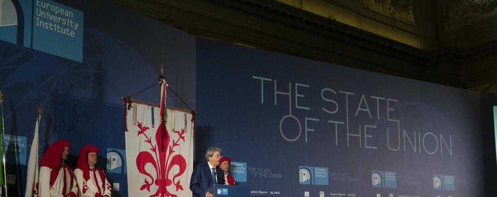 Gentiloni, risposte sovraniste errate anche in Italia