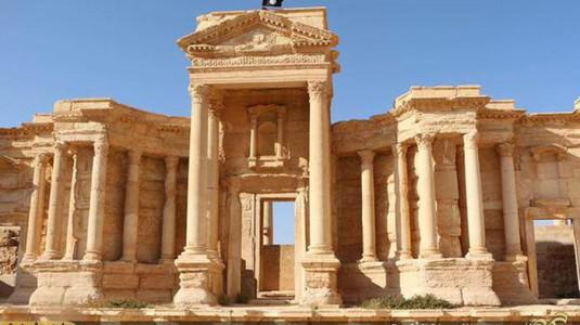 IL SITO ARCHEOLOGICO DI PALMIRA