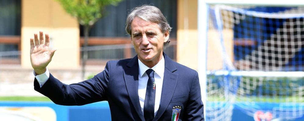 Mancini: «Orgoglioso di essere il ct Mario Balotelli? Lo chiamerò»