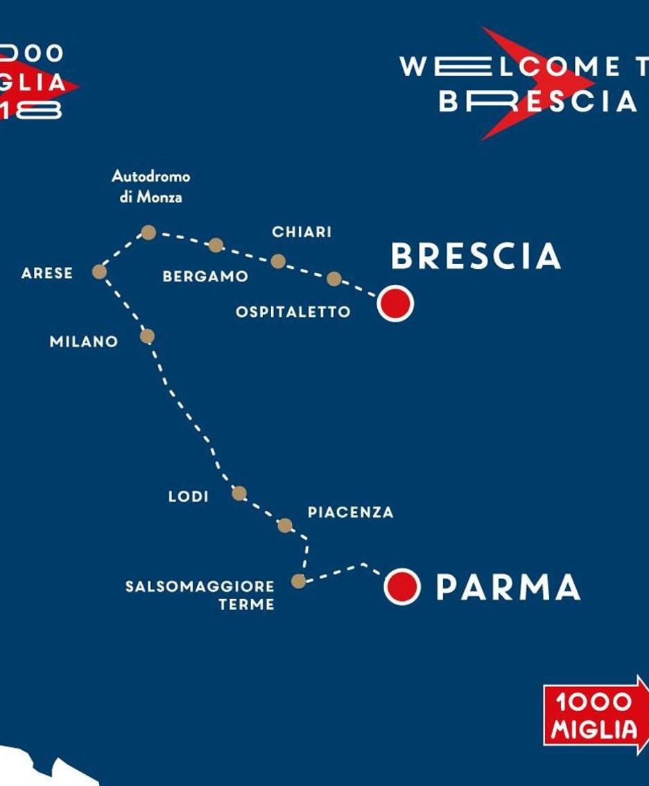 L'ultima tappa della corsa, quella che passa per Bergamo