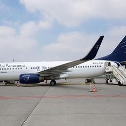 Da Orio si vola a Capo Verde Nuova tratta con Blue Panorama