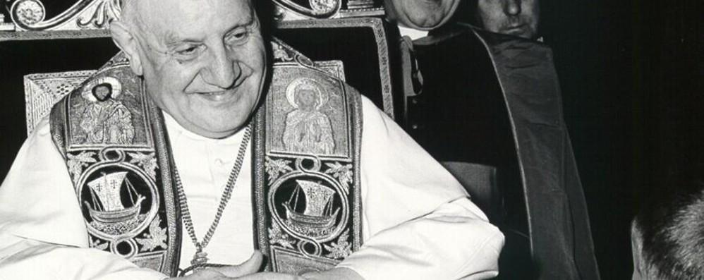 Grande attesa per Papa Giovanni Stasera uno speciale su BgTv