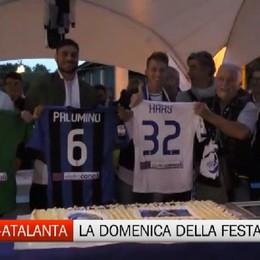 Inaugurazione del Club Amici Atalanta Terno d'Isola