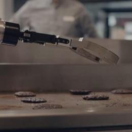 Lavoro manuale Ora c'è il robot
