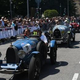 Pronti per la «corsa più bella del mondo»? Sabato a Bergamo arriva la Mille Miglia