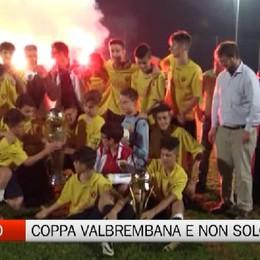 Calcio giovanile, sabato parte la Coppa Valbrembana