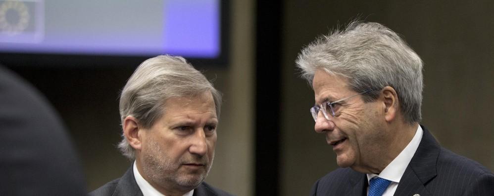Balcani: Gentiloni, paradossale se linea Italia cambiasse