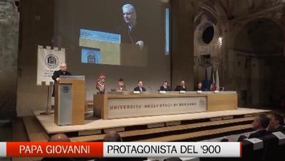Papa Giovanni protagonista della storia del 900