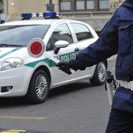 Spacciava in via Maglio del Lotto Arrestato dalla Polizia locale