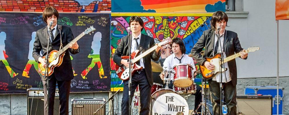 Il Beatles Festival chiude coi Revolver
