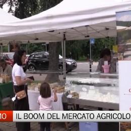 Il boom del mercato agricolo