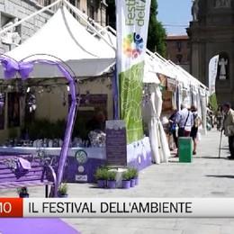 Il Festival dell'Ambiente sul Sentierone