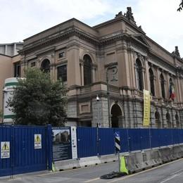 Lavori imprevisti al Teatro Donizetti Il conto è di 400 mila euro
