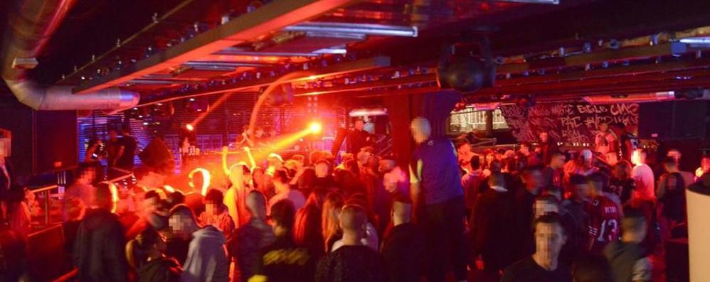 Trovate irregolarità durante un controllo Sospesa l'attività della discoteca Bolgia