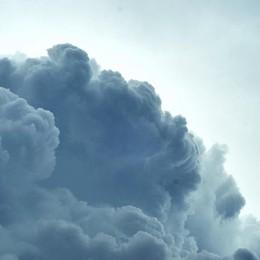 Una domenica di nuvole e pioggia E anche lunedì il tempo non migliora