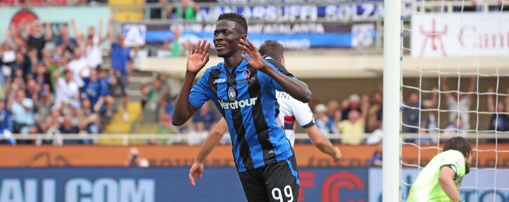 Atalanta, Barrow 2 gol in 3 gare da titolare Da far invidia ai bomber del campionato