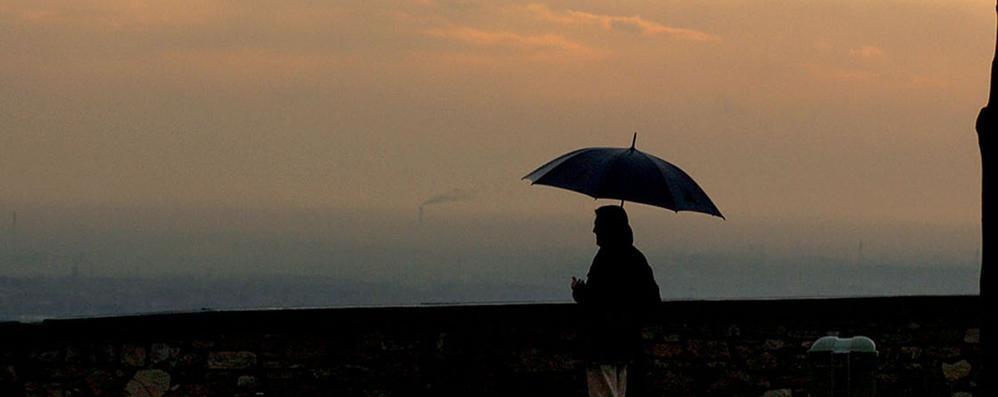 Instabilità e temperature in picchiata Il meteo del primo weekend di maggio