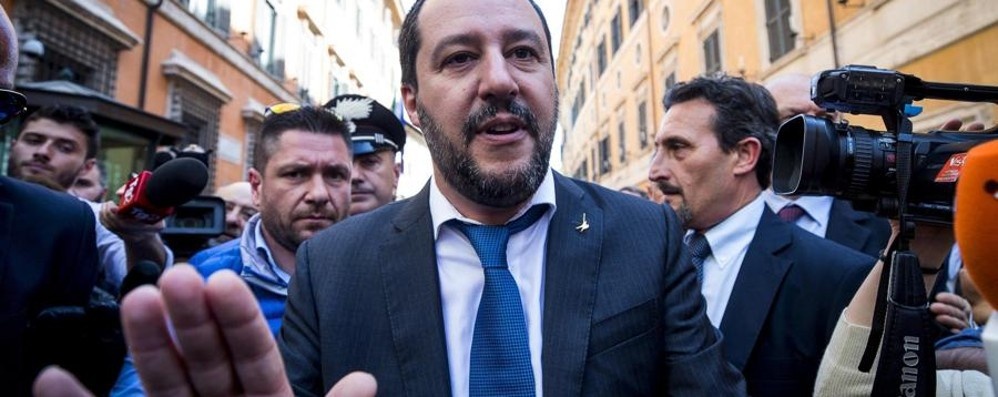 Salvini più forte Psicodramma Pd