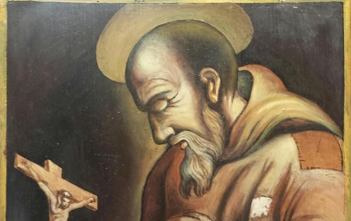 Sulle orme dei sandali di fra Tommaso Alzano-Olera, camminata francescana