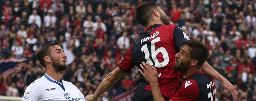Cagliari-Atalanta 1-0 - La cronaca Lunedì 9 pagine su L'Eco di Bergamo