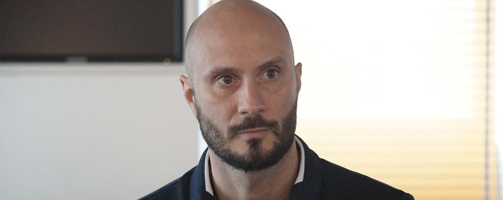 «Il mio sogno? la Superlega»- Video  Spanakis è il nuovo coach della Caloni
