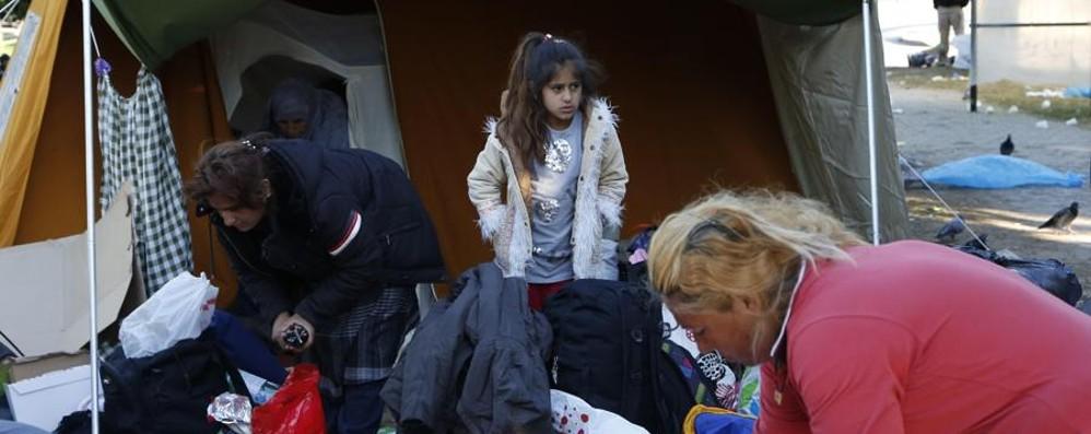 Migranti, il richiamo ipocrita dell'Europa