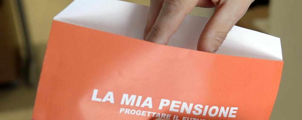 Dal 2020 la spesa torna a salire Pensioni, il picco sarà nel 2042