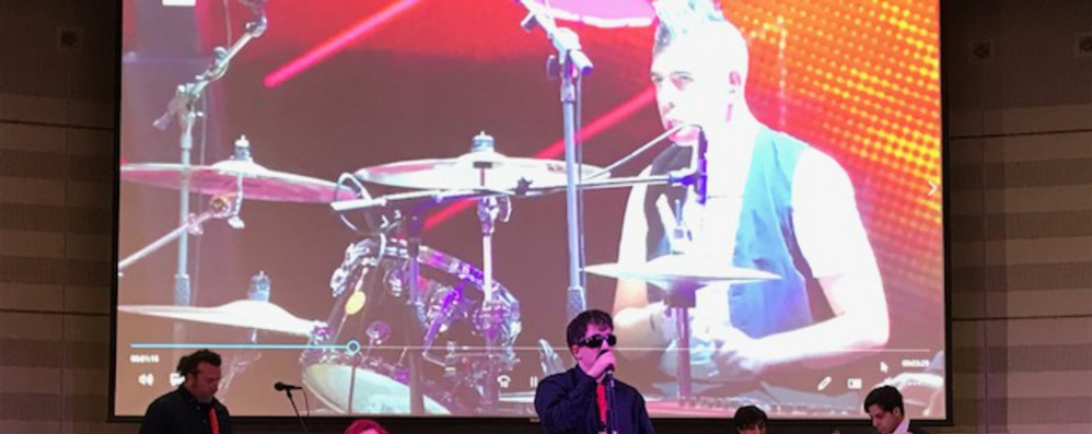 Band artisti disabili protagonista al Parlamento europeo