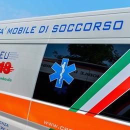 Torre de' Roveri, scontro tra auto e moto Lunghe code sulla ex statale 671