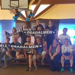 «Dea Dalmen» e Mozzo per la solidarietà Ospitano il team allenato da Mondonico