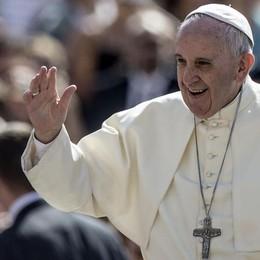 Intervista esclusiva a Papa Francesco per l'arrivo delle spoglie di Giovanni XXIII