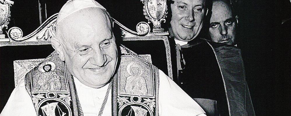La peregrinatio di Papa Giovanni Mercoledì inserto speciale di 68 pagine