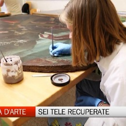 Scuola d'Arte Fantoni, sei capolavori recuperati e l'anno prossimo esperienza nei Musei Vaticani