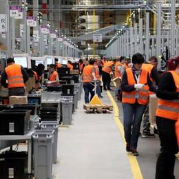 Amazon dà il via alle selezioni per la nuova sede a Casirate