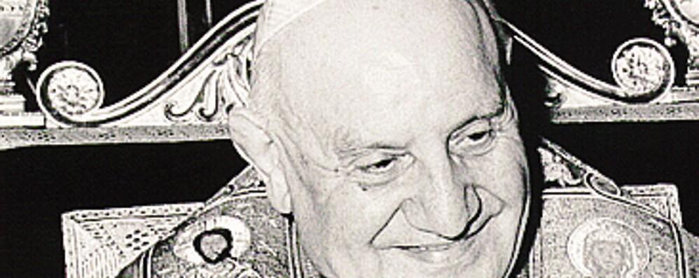 Giovedì l'urna di Papa Giovanni in città  4 tappe lungo le strade del cuore-Mappa