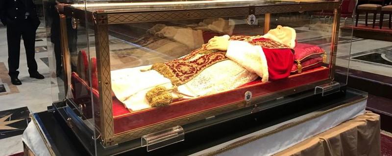 Papa Giovanni, l'urna ha lasciato Roma In viaggio verso Bergamo, tutte le tappe